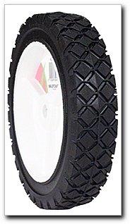 Mower Plastic Wheel Lawn (Plastic Lawnmower Wheel, 7