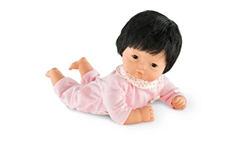 Corolle Mon Premier Bebe Calin Yang Baby Doll (New) New Corolle Doll