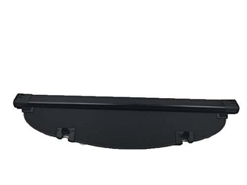Kaungka Cargo Cover for 13-16 Mazda Cx-5 Black Retractable Trunk Shielding Shade(Not fit for 2017 2018 Mazda Cx-5)