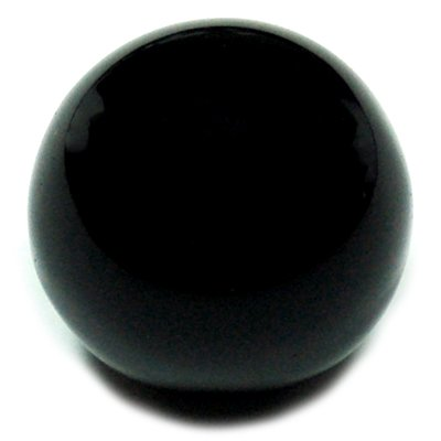 Black Onyx Sphere (3/4