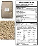 UNFI Organic Roasted Kasha Buckwheat, 25 Pound -- 1 each.