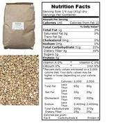 UNFI Organic Roasted Kasha Buckwheat, 25 Pound -- 1 each. by UNFI