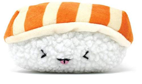 """Japanese Food Salmon Sushi Plush 10"""" Soft Cute Design for Gift Decoration Pillow"""