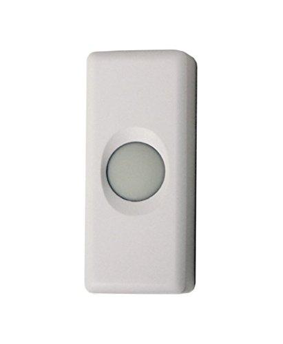 2gig DBELL1 350-Feet Range Wireless Doorbell (White)