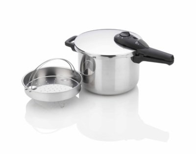 Fagor Elite Pressure Cooker 6q with Basket & (Fagor Automatic Pressure Cooker)