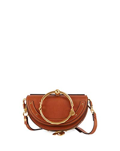 73ae2039a0942 Chloe Nile Small Bracelet Minaudiere Bag made in Spain  Handbags  Amazon.com