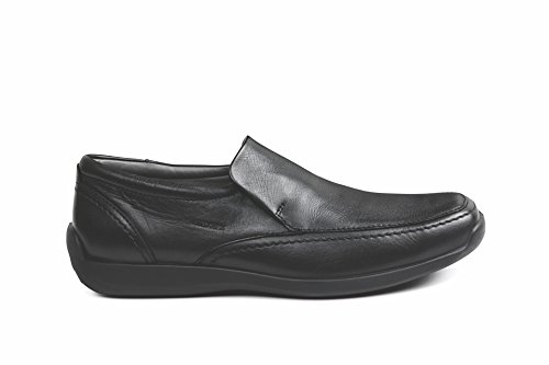 Sledgers Pantofole Uomo, Nero (Black), 40