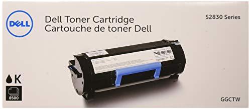 Dell GGCTW High Yield Toner Cartridge for S2830 Laser Printer