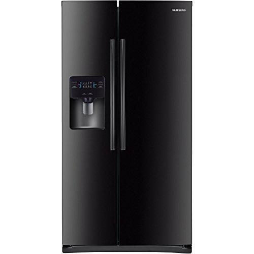 Black Side By Side Refrigerator - 9