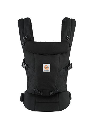 Ergobaby Adapt 3 Position Baby Carrier, Black