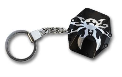 Poison Spyder Customs KEYCHAIN
