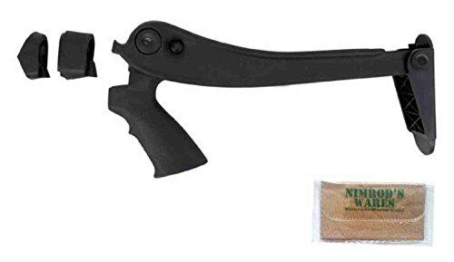 ATI 12GA Maverick 88 / Mossberg 500 535 590 835 / Remington 870 / Winchester 1200 1300 + Nimrod's Wares Micro Fiber Cloth