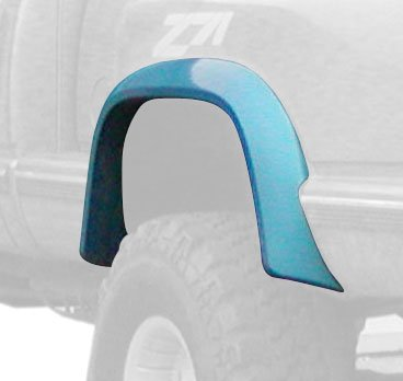Gmc C1500 Rear Fender - Bushwacker 40012-01 Chevrolet/GMC Extend-A-Fender Flare - Rear Pair