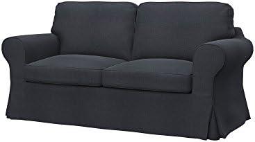Amazon.com: soferia – IKEA EKTORP – Cubierta sofá de dos ...