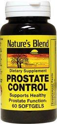 Nature's Blend Prostate Control 60 Softgels