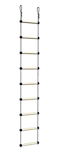 escaleras de madera y cuerdas para nios metros perfectos para botes y navegacin