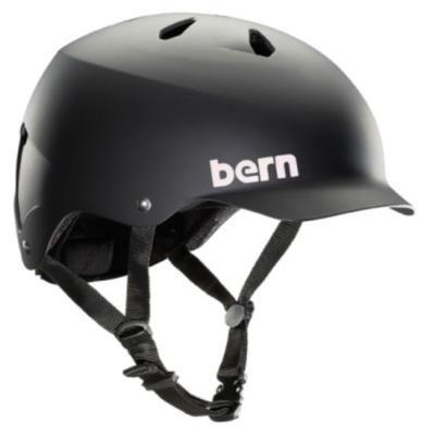 Bern 2015 Watts Summer H2O Water Sports Helmet w/Brock Foam