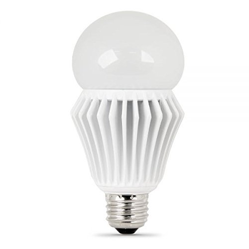 Feit Electric AG1600DM/827/LED LED Bulb, E26, 16W (100W Equiv.) - Dimmable - 2700K - 1600 Lm. by Feit Electric