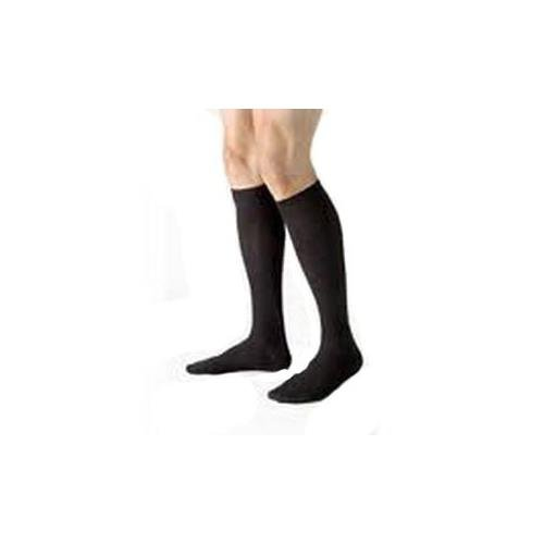 JOBST Medical LegWear For Men Knee High Socks 15-20 mmHg Black Medium 1 PR - Buy Packs and SAVE (Pack of 2) by Beiersdorf-Jobst