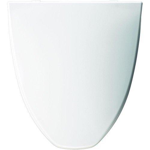 Bemis LC212000 Church American Standard(R) Elongated Toilet Seat, White by Bemis