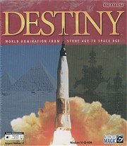 Destiny: World Domination from Stone Age to Space Age
