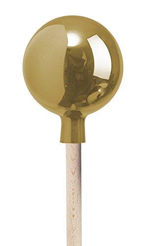 Windhager Rosenkugel, 16 cm, gold