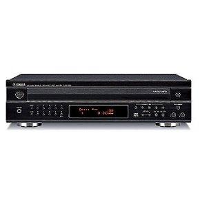 YAMAHA CDC-685 5-Disc CD - Recording Custom Yamaha