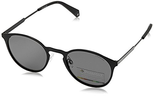 Polaroid Sunglasses Pld 4053/s Polarized Round Sunglasses, 0807/M9, 50 - Sunglass Polaroid