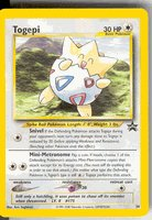 Pokemon Togepi Promo #30 Card [Toy]