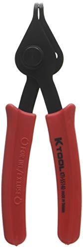 K-Tool International KTI KTI55140 Fixed Tip Snap Ring Pliers (Conv 90 Degree)