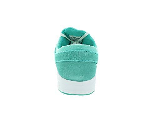 Nike Stefan Janoski Max L, Zapatillas de Skateboarding para Hombre, Weiß hyper jade/white/true yel