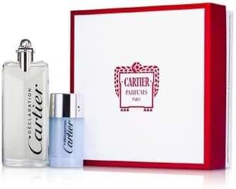 Cartier Declaration 2 Piece Gift Set for Men, 3.4 Fluid Ounce