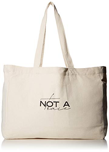Organic Cotton Reusable Market Bag, Extra Large Heavy Duty 6-Pocket Shopping Tote