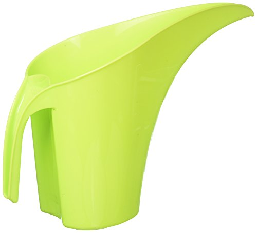 Marchioro Garden Products Belem 2 Watering Can, 0.5 Gallon, Bright Green