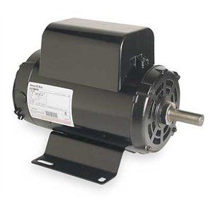 5 HP 3450 RPM R56Y Frame 208-230V Air Compressor Motor - Century # B384 by Century