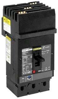 JGA36225 600VAC 250VDC 225A 3Pole 65kA Molded Case Thermal Magnetic Main Panelboard Circuit Breaker