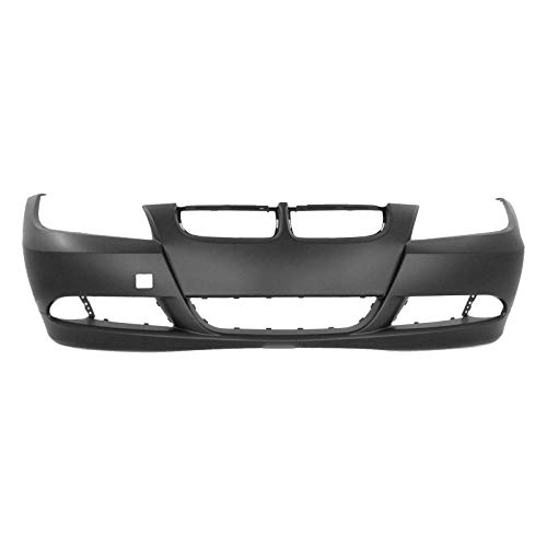 MBI AUTO - Painted to Match, Front Bumper Cover Fasica for 2006 2007 2008 BMW 323 325 328 330 3-Series 06-08, ()