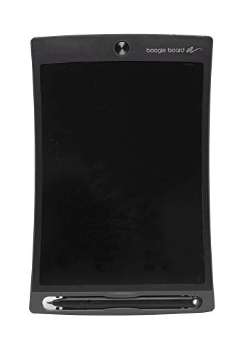 Boogie Board Jot 8.5 LCD Writing Tablet + Stylus Smart Paper for Drawing Note Taking eWriter Gray by Boogie Board
