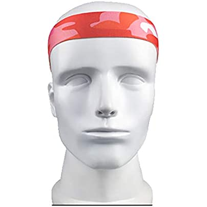 Rawall-jaly Sports Headbands Sports Headbands Non-slip Bands And Wide Headbands Sweatbands Moisture Wicking Athletic Wristbands For Men And Women Perfect For Yoga Running Keep Your Head Dry amp Cool Estimated Price £8.77 -