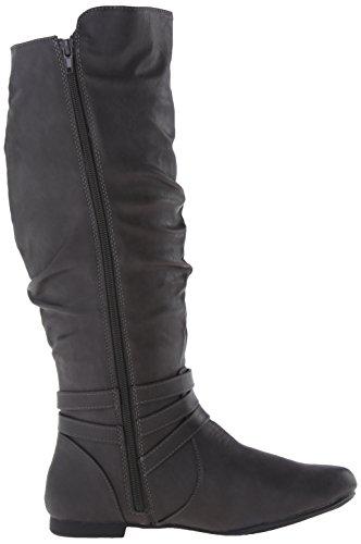 Fergalicious Womens Lyla Slouch Boot Grigio