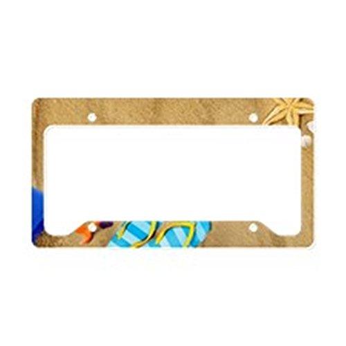 shell license plate frame - 9