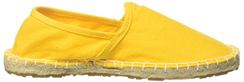 Superga 4524-Cotu, Alpargatas Unisex Adulto Giallo (Yellow Gold)