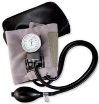 Omron Aneroid Sphygmomanometer (6997165 Omron Healthcare, Inc. Aneroid With cotton Cuff ADULT EA 0115M Sold AS Individual)