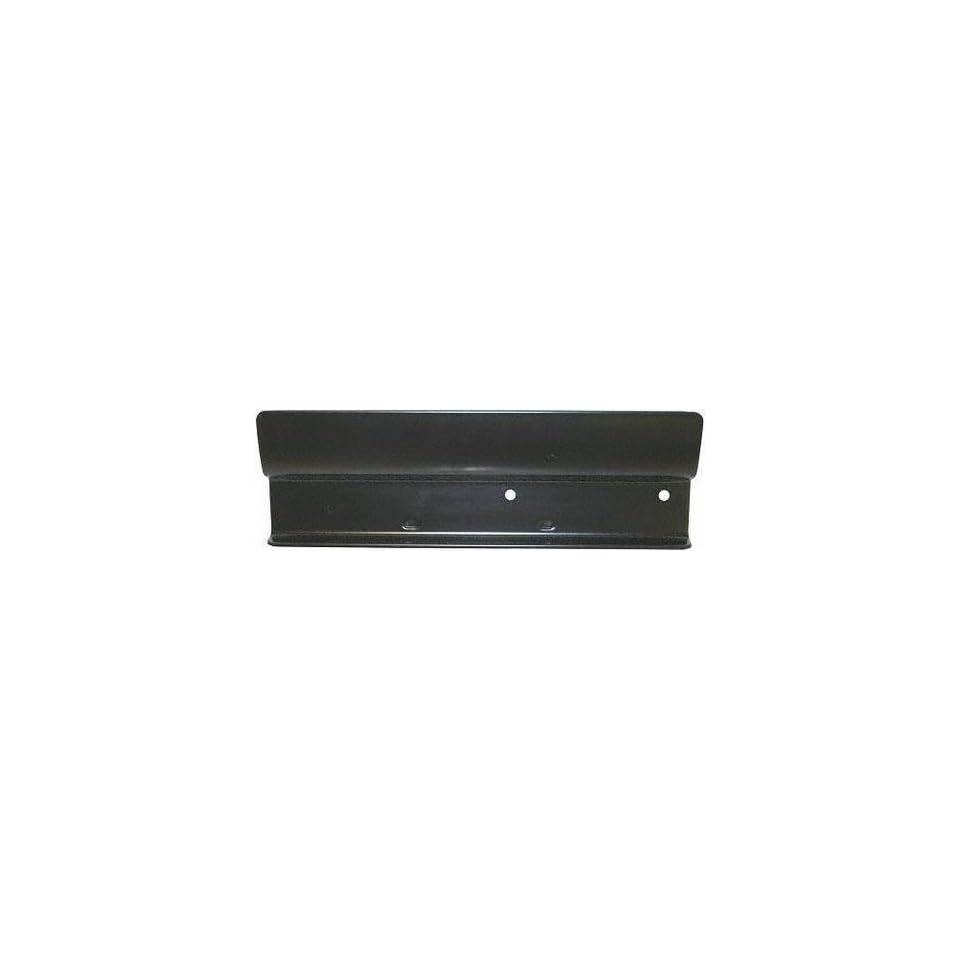 67 72 CHEVY CHEVROLET FULL SIZE PICKUP fullsize REAR BUMPER FILLER TRUCK, Gravel RH Side Shield FleetSide (1967 67 1968 68 1969 69 1970 70 1971 71 1972 72) C00765101