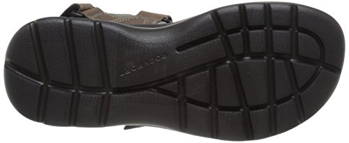 Get Tan Kicks Strap Rockport Men's Sand Sandal Your Quarter Flat ROSS5qwU