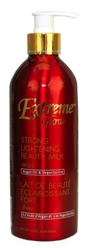 - Extreme Glow strong lightening beauty milk 500 ml by Extreme Glow