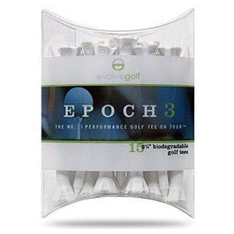 Evolve Golf Epoch Golf Tees 15 Pack (10 2.75