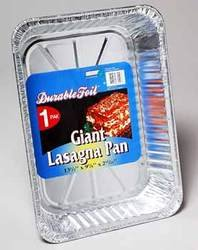 DDI - ALUMINUM GIANT LASAGNA PAN (1 pack of 100 items)