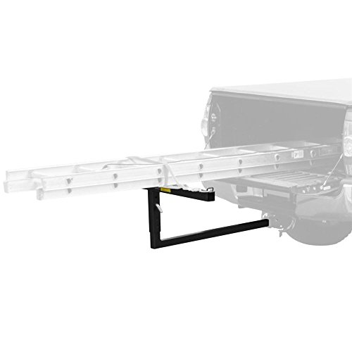 Apex Rage Powersports TBE-48 Truck Bed Extender (36' Pickup for 2' Class III/IV Receivers) by Apex