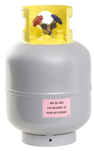 Flame King YSNR501 50 lb Pound Refrigerant Recovery Cylinder Tank